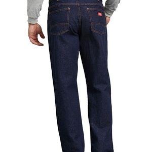 🆕Regular Straight Fit Denim Work Jeans 34 X 32